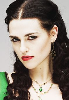Morgana looking rather stunning