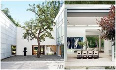 Designed by Lehrer Architects