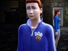 Sims 4 - DDR Trainingsanzug