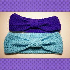 New crochet headbands by me #crochet #handmade