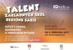 Rozumieme nadaným hľadá žiakov s talentom na logické myslenie - Školstvo - SkolskyServis.TERAZ.sk