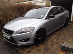 ford mondeo mk4 tuning mondeo pinterest ford and. Black Bedroom Furniture Sets. Home Design Ideas