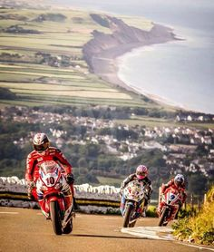 TT 2014 practice session, Ramsey Isle of Man
