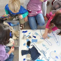 Montessori, Lana, Grande, Art For Kids, Lab, Musica, Art For Toddlers, Art Kids