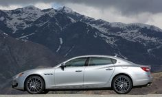 Maserati sedan