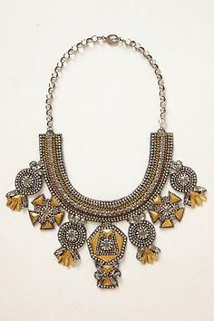 Monaco Necklace #anthropologie