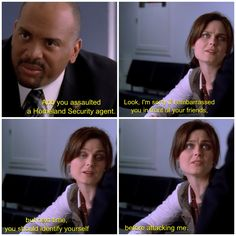 Season 1, Episode 1: Pilot....love this episode.  Its the one that started it all lol