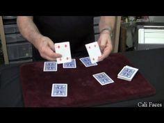 3 of Magic's Biggest Card Tricks Revealed - YouTube