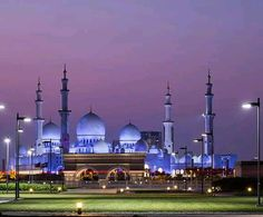 Welcome to join this wonderful private tour with a local tour guide in UAE - Abu dhabi city tour : Private Guide