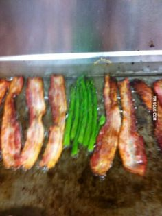 Dearest Vegetarians, this is why your asparagus tastes soooo good.