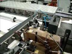 Manufacturing Plant of PP(polypropylene) Woven Sacks - YouTube