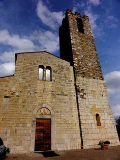 Pieve of San Donato in Poggio - Photo by Bianca Corti