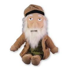 Peluche Leonardo Da Vinci Little Thinkers