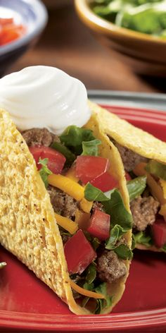 Smoky Beef Tacos