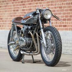 1974 Honda CB550 'Exec 550' - Kott Motorcycles - BikeExif
