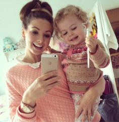 Zoella and Darcy