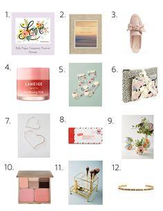 Valentines Gift Guide // Lula Girls Blog