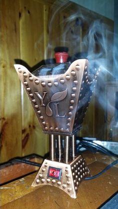 Got Frankincense resin burning, smells amazing in here! #yl #frankincense #resinburner