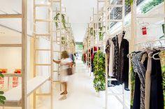 Marzua: Mit Mat Mama, una tienda llena de luz y naturaleza...