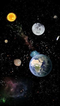 O que é Astronomia? Iphone Wallpaper Moon, Planets Wallpaper, Wallpaper Space, Tumblr Wallpaper, Galaxy Wallpaper, Aesthetic Iphone Wallpaper, Screen Wallpaper, Cool Wallpaper, Iphone Wallpapers