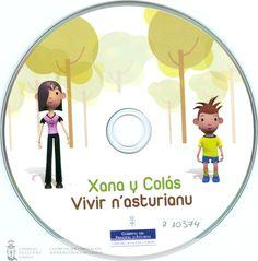 [Gobiernu del Principáu d'Asturies, 2009] Cgi, Nail, Culture