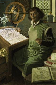 Jean-Leon Huens: Copernicus