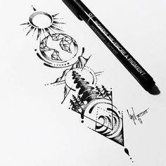 Resultado de imagen de 4 elements earth tattoo | lou8 - Tatoeage ideeën, Schilderen ideeën en Tatoeage