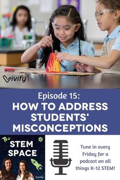 Do you shy away from addressing students' misconceptions? According to the constructivist theory of learning, kids make their own knowledge and ideas about how the world works based on their experiences. What if those ideas are wrong? As educators, we need an approach to correcting these misconceptions that first helps students become aware and commit to what they believe. Listen to this episode for practical methods and examples in how you can help your students with their misconceptions. Math Games For Kids, Fun Math Activities, Learning Theory, Grateful For You, Teaching Tips, Program Design, Math Lessons, Thinking Of You, It Works