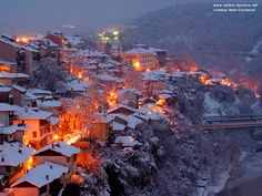 Winter in Veliko Tarnovo