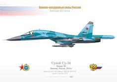 Luftwaffe, Modern Fighter Jets, Su 34 Fullback, Russian Fighter Jets, Russian Military Aircraft, Russian Jet, Airplane Illustration, Tank Armor, Russian Air Force
