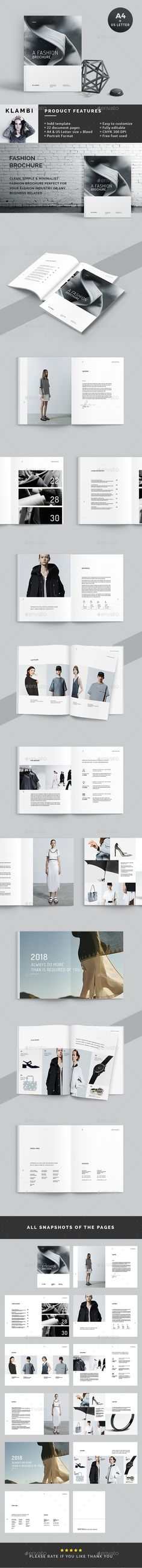 Company Profile Brochure Template  Company Profile Brochure