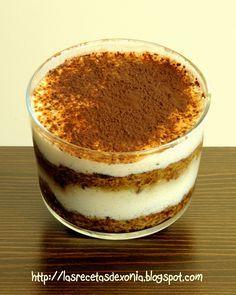 Las Recetas de Xonia ... para Dukan: TIRAMISÚ DUKAN Healthy Dessert Options, Protein Desserts, Sweet And Spicy, Paleo, Cooking, Ethnic Recipes, Food, Gym, Skinny