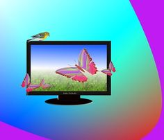 Fixation murale télé écran plat à domicile