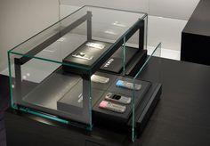 Vertu flagship store by Klein Dytham architecture, Tokyo  store design