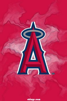 Los Angeles Angels iPhone Background
