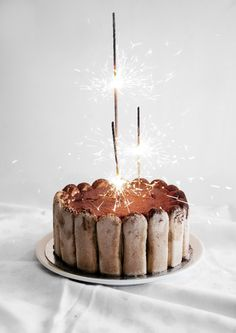 HAPPY BIRTHDAY Tiramisu.  What a wonderful idea. Must try this - would make a few people really Happy.