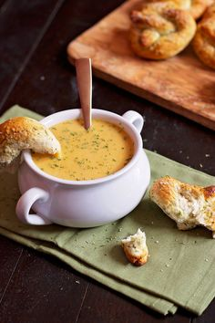 Because cold days are approaching and you'll need some delicious strategies to keep warm.