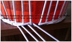 интересный способ плетения веревочки из 4 трубоче Newspaper Paper, Newspaper Basket, Hobbies And Crafts, Crafts For Kids, Sun Paper, Diy Storage Boxes, Origami And Kirigami, Paper Weaving, Paper Straws