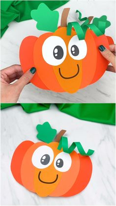 Halloween Arts And Crafts, Halloween Crafts For Toddlers, Thanksgiving Crafts For Kids, Halloween Activities, Toddler Crafts, Fun Crafts, Fall Crafts For Preschoolers, Fall Activities For Kids, Crafts With Kids