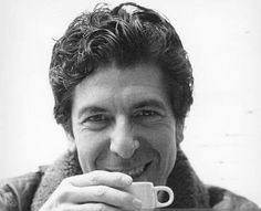 """""""What is a saint? A saint is someone who has achieved a remote human possibility. It is impossible to say what that possibility is. I think it has something to do with the energy of love."""" - Leonard Cohen"""