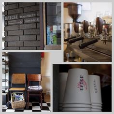 Batch Espresso, Balaclava