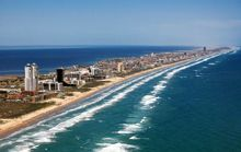 South Padre Island - we spent 2 weeks here, this past winter :)