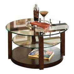 Tahoe Coffee Table. Perfect for Mad Men nights!
