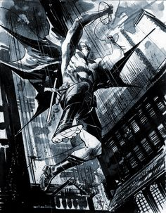 BATMAN #2 commission for NYCC