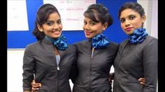 "IndiGo Airlines (India) Cabin Crew Slideshow 3. Stewardesses are increasingly infuriated at the sexism of male Indian passengers. ""If a man assaults my crew,"" said Indira Puri, ""I will restrain him, and have him arrested."""