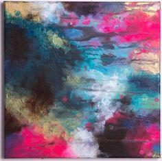 Abstract art by Helen Wells