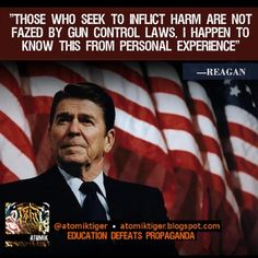 Ronald Reagan..Words of WISDOM and yes, he was truly an AMERICAN HERO!