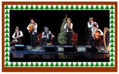 An Irish Christmas in America.