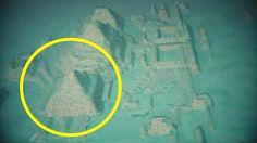 Atlântida é descoberta no Triângulo das Bermudas: Cidade Submersa contém pirâmides e esfinges gigantes