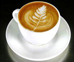 Hazelnut latte is utter bliss.
